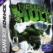 The Hulk for GBA
