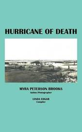 Hurricane of Death by Myra Peterson Brooks