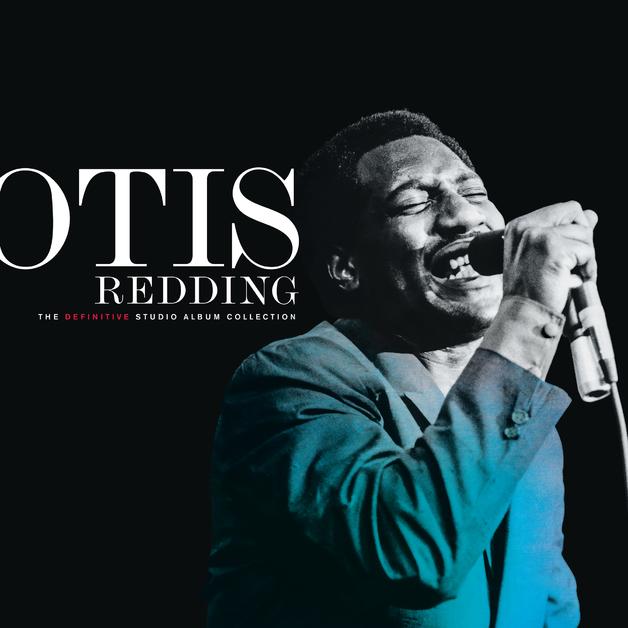 The Definitive Studio Album Collection by Otis Redding