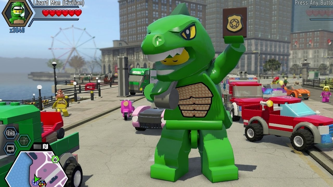 LEGO City: Undercover for PS4 image