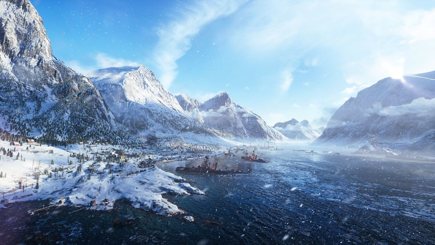 Battlefield V Deluxe Edition for PS4 image
