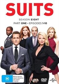 Suits: Season 8 Part 1 on DVD