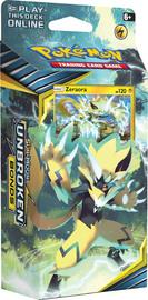 Pokemon TCG: Unbroken Bonds -Zeraora Theme Deck
