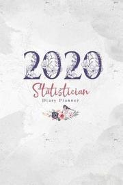 2020 Statistician Diary Planner by Elizabeth Riley