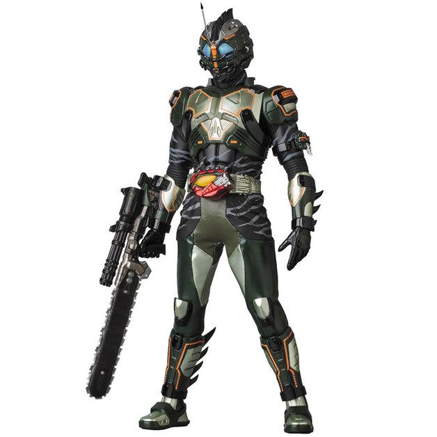 Kamen Rider: RAH Amazon Neo Alpha - Action Figure