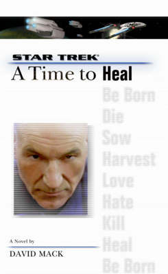 A Time to Heal by David Mack image
