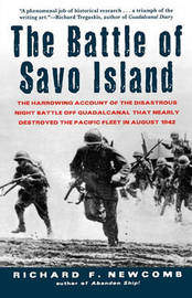 Battle of Savo Island by R. Newcomb image