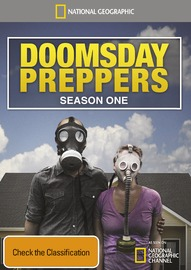 National Geographic: Doomsday Preppers - Season 1 on DVD