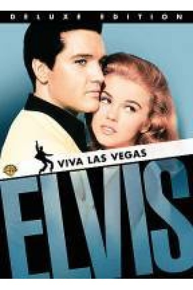 Elvis: Viva Las Vegas - Deluxe Edition on DVD