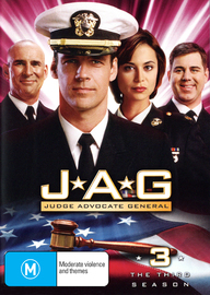 JAG: Judge Advocate General - The 3rd Season on DVD