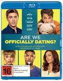 Are We Officially Dating? on Blu-ray