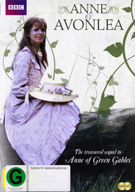 BBC's Anne Of Avonlea on DVD