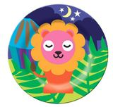 French Bull: Kids Plate - Lion