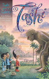 Tashi and the Golem by Anna Fienberg image