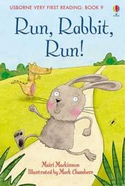 Run Rabbit Run by Mairi Mackinnon image