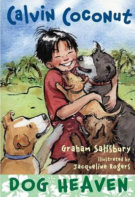 Dog Heaven by Graham Salisbury image