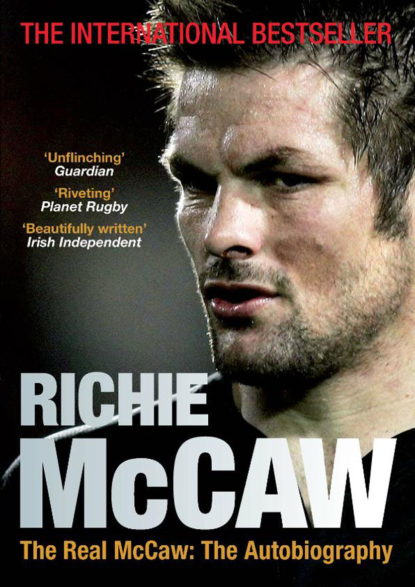 The Real McCaw by Richie McCaw image