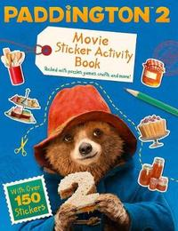 Paddington 2: Sticker Activity Book image