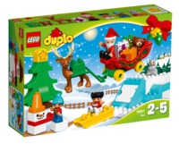 LEGO DUPLO - Santa's Winter Holiday (10837)