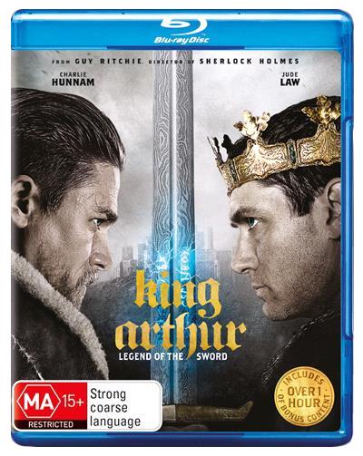 King Arthur: Legend of the Sword on Blu-ray image