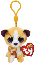 Ty Beanie Boos: Pablo Chihuahua - Clip On Plush