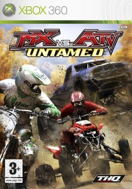 MX vs ATV Untamed for Xbox 360