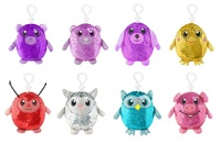 Shimmeez: Clip On Plush - (Assorted Designs)