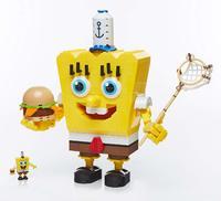 Mega Bloks: Construction Set - Spongebob Squarepants