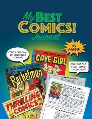 My Best Comics Journal by Haze Hazetoonz