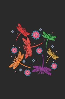 Dragonfly Flower Pattern by Dragonfly Publishing