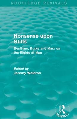 Nonsense upon Stilts by Jeremy Waldron image