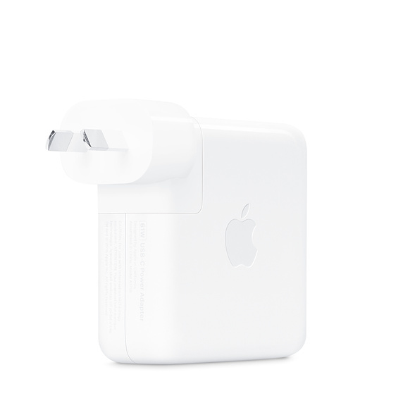Apple: 61W USB-C Power Adapter