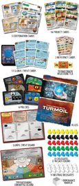 Terraforming Mars: Turmoil - Game Expansion image