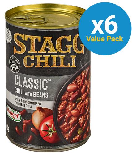 STAGG: Chilli - Classic (425g)