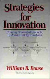 Strategies for Innovation by William B Rouse image