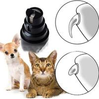 Automatic Pet Nail Manicure Machine - White