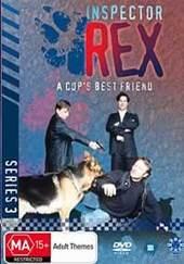 Inspector Rex - Series 3 (4 Disc Set) on DVD