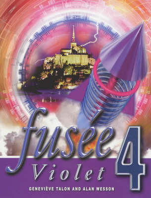 Fusee: Higher: Level 4: Student's Book by Genevieve Talon image