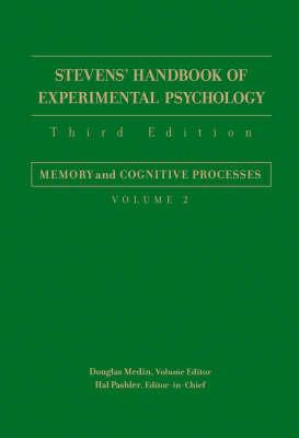 Stevens' Handbook of Experimental Psychology: v. 2 image