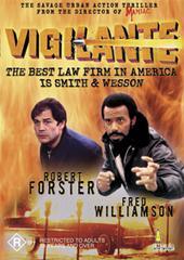 Vigilante on DVD