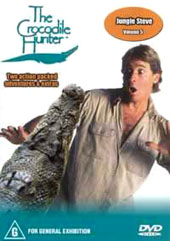 Crocodile Hunter - Vol 5 on DVD