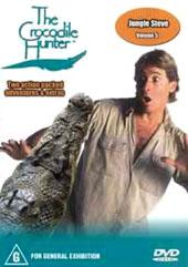Crocodile Hunter - Vol 5 on DVD