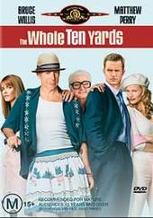 The Whole Ten Yards on DVD