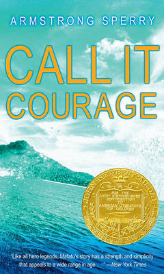 Call It Courage by Armstrong Sperry image