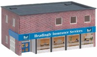 Hornby Headingly Insurance Office 00 Gauge Skaledale Building
