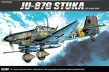 "Academy JU-87G- ""Tank Buster"" 1/72 Model Kit"