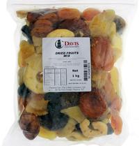 Davis Dried Fruits Mix Resealable (1kg)