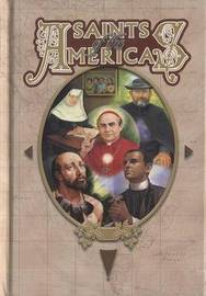 Saints of the Americas by Elaine Stone