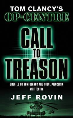 Call to Treason by Jeff Rovin image