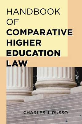 Handbook of Comparative Higher Education Law image